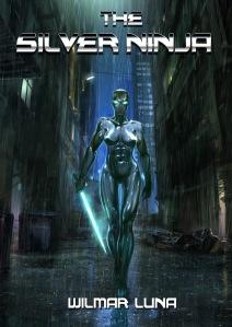 The Silver Ninja Book Cover